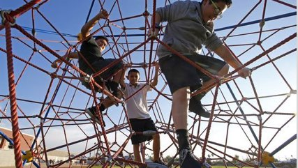 Want healthy kids? Schools in Maricopa County do a shocking thing: Unlock playgrounds